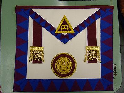 Royal Arch Past Principals set Super - SCOTTISH