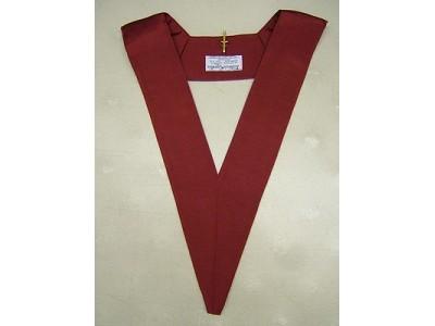 """Standard 3"""" collar (3) - SCOTTISH MASON"""