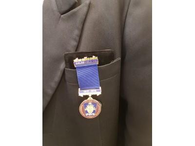 Breast Pocket Jewel Pad for Freemasons Masonic Jewels