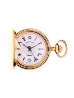 Free Masons Masonic Pocket watch with Tools on the Dial - Masonic Gold Plated Quartz Full Hunter Pocket Watch