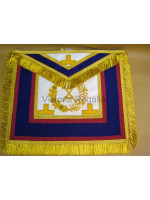 Grand Mark Full Dress Apron and Collar Set - English Constitution