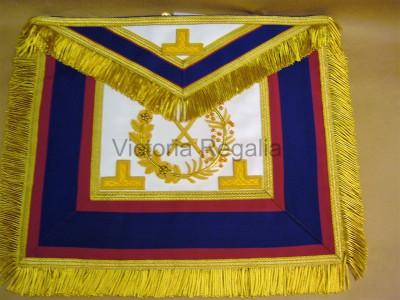 Grand Mark Apron and collar Set- Full dress- Lambine- English Constitution