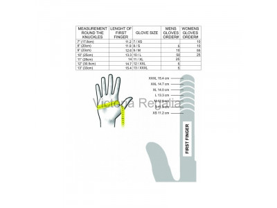 Cotton Gloves with Green Square Compass and G plus PGL - Masonic