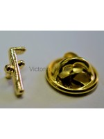 Tubal Cane Masonic Freemasons Lapel Pin