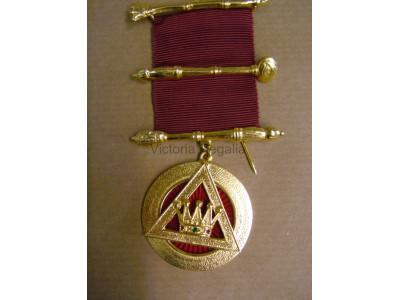 Royal Arch PZ Breast Jewel No. 6 - SCOTTISH