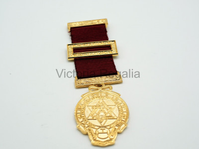 Royal Arch Principals or Past principals Working Breast Jewel - Double Sided