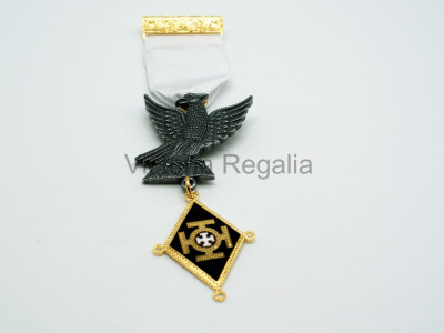Conclave Breast Jewel KHS - SCOTTISH