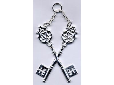 Treasurer  Collar jewel - Scottish Constitution