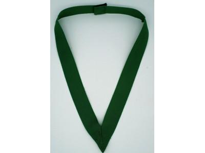 "1"" Green Collarette (1) -  - SCOTTISH"