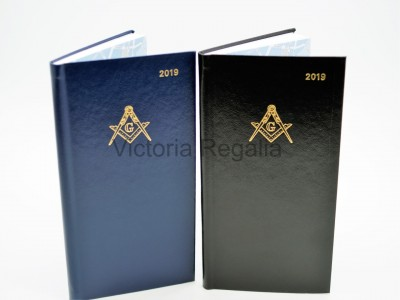 2019 Scottish Masonic Diaries