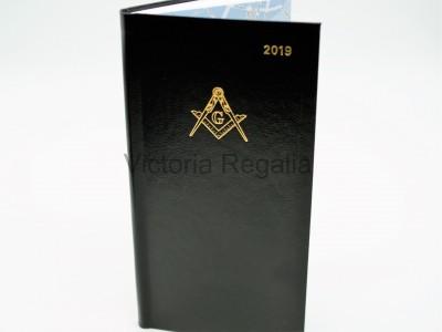 2019 Scottish Masonic Diaries
