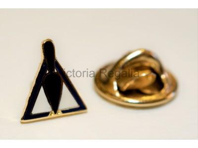 Cryptic Lapel Pin