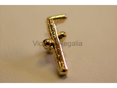 Tubal Cane Lapel Pin