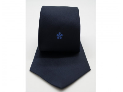 Forget Me Not Tie - Navy