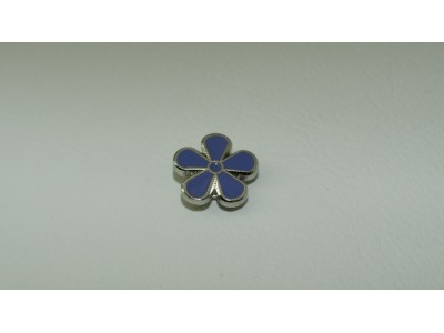 Forget me Not Lapel Pin