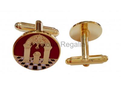 Masonic Royal Arch Freemasons Cufflinks
