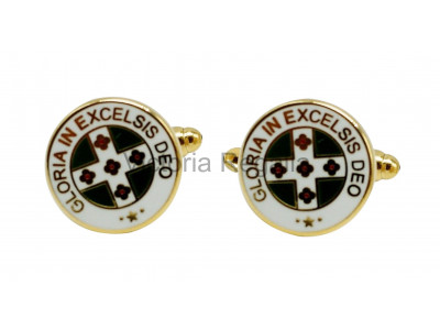 Masonic Royal Order of Scotland Cuff Links