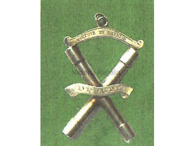 Deputy Marischal Royal Order of Scotland Officers Collar Jewels