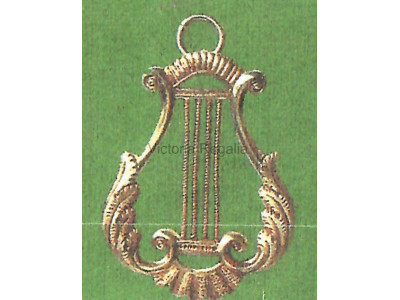 Director of Music Royal Order of Scotland Officers Collar Jewels