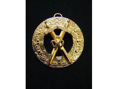 Craft Provincial GL_District GL Honorary Rank Collar Jewel