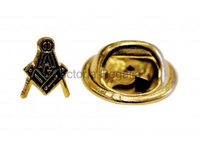 Square, Compass & G Masonic Freemasons Lapel Pin