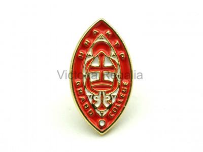 Freemasons Knights Templar Priest Masonic Lapel Pin