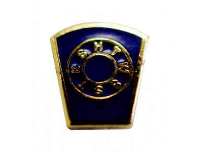 Blue Mark Masonic Freemasons Lapel Pin