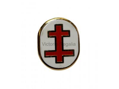 Preceptors Masonic Freemasons Lapel Pin