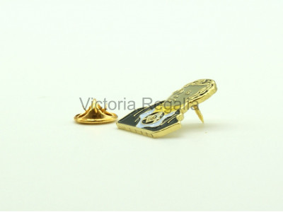Masonic Robert Burns Lapel Pin