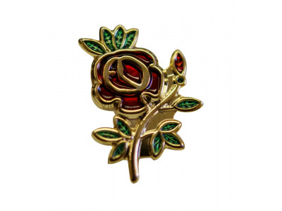 Rose Croix Masonic Freemasons Lapel Pin