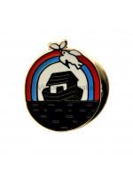 Royal Ark Mariner Masonic Freemasons RAM Lapel Pin