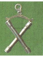 Marischal Royal Order of Scotland Officers Collar Jewels