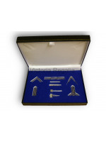 Mini Masonic Working Tools gift set