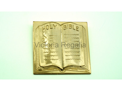 Bible Bearer  Collar jewel - Scottish Constitution
