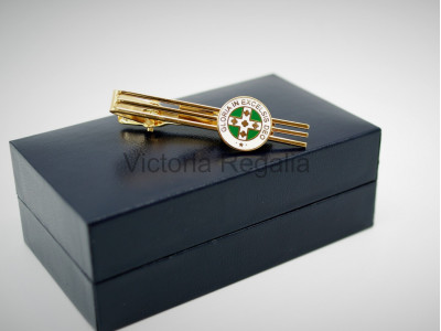 Masonic Royal Order of Scotland Freemasons Tie Slide