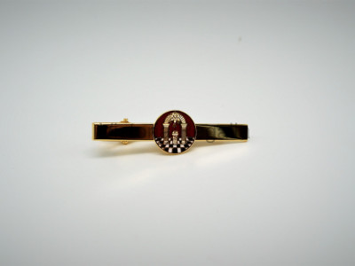 Masonic Royal Arch Freemasons Tie Slide