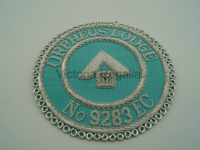 Past Master Apron Badge only   English Constitution