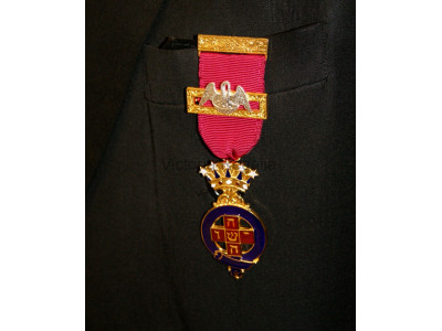 Jewel Pad for Masonic Breast Jewel