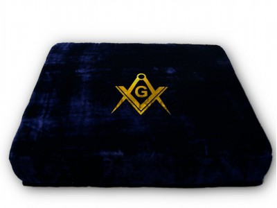 Masonic Velvet Presentation Cushion