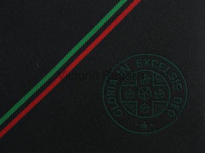Woven Royal Order of Scotland Black Tie