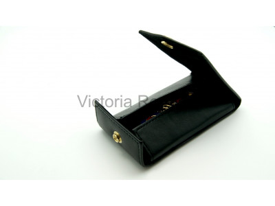 Masonic Dual Jewel Wallet with Detachable Breast Jewel Pad in Faux leather