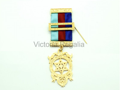 Provincial Members Breast Jewel - English Constitution