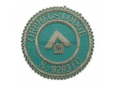 Past Master Badge only - English Constitution