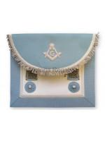 Master Masons Dress Apron Style No.2 - SCOTTISH MASON