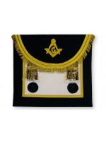 Master Masons Dress Apron Style No.3 - SCOTTISH MASON
