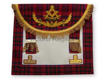 Past Masters Dress Apron Style No.1 - SCOTTISH MASON