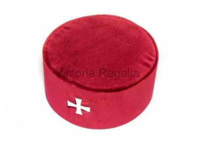 Knights Templar Cap - English Constitution