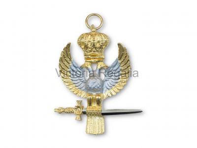 33rd Degree Collarette Jewel eagle - English Constitution