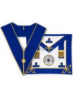 Prov. & Dist. Undress Set - Apron, Collar and Badge - English Constitution