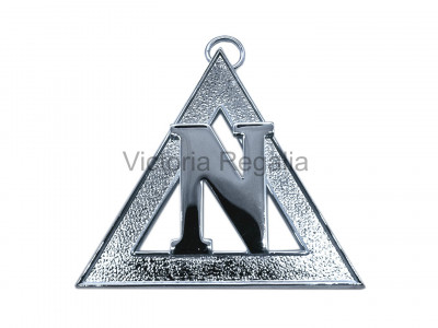 RAM PCN Collar Jewel - English Constitution